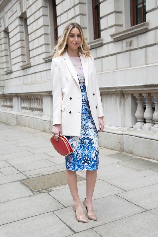 Polish off any outfit with a blazer.