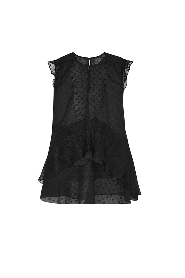 "Isabel Marant silk top, $520, <a href=""http://www.net-a-porter.com/au/en/product/589181/Isabel_Marant/vatelle-embroidered-silk-georgette-and-cotton-voile-top"">Net-A-Porter</a>"