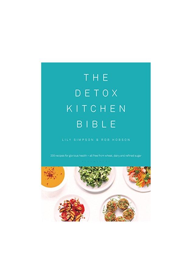 "The Detox Kitchen Bible, $49.99, <a href=""http://www.kinokuniya.com.au/books/food-and-drink/the-detox-kitchen-bible-9781408852859/"">Kinokuniya</a>"