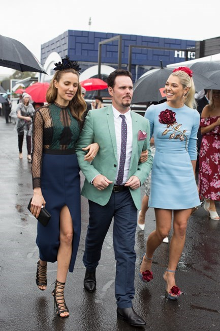 Name: Kevin Dillon Race day: Oaks Day 2015 Location: Flemington, Melbourne
