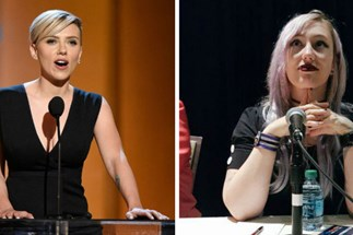 Scarlett Johansson Might Be Starring In Movie About Gamergate