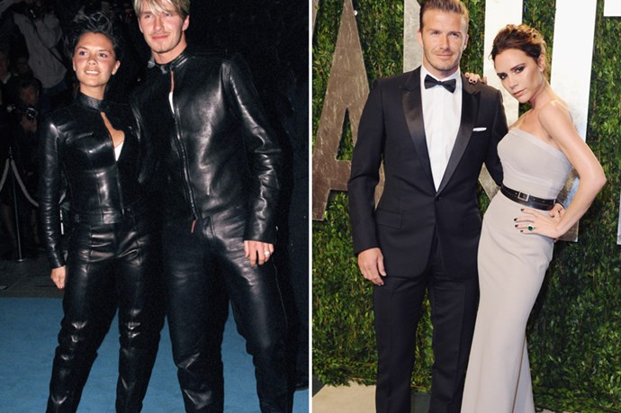 Now this is a couples' upgrade. And you know what they say - couples that do leather jumpsuits together, stay together.