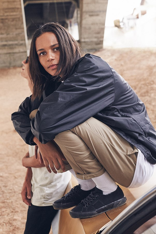 Binx Pairs With Superga For Collaboration
