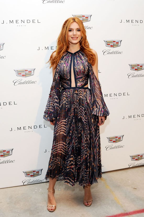 <strong>Bella Thorne</strong> <br> <br> Springspiration?
