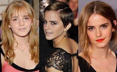Emma Watson's Beauty Evolution In 30 Photos