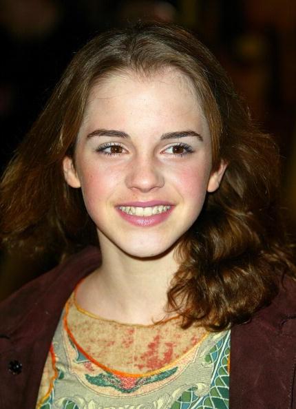NOVEMBER 2003 Attending the BAFTA Children's Film and Television Awards. GETTY