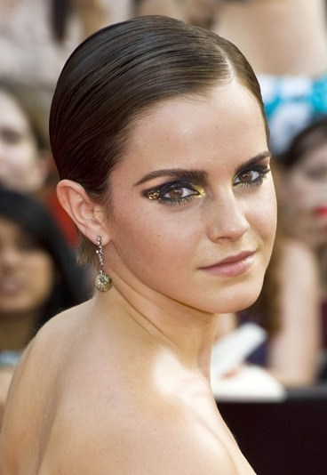 JULY 2011 At the premiere for Harry Potter and The Deathly Hallows Part Two. GETTY