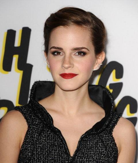 JUNE 2013 At her premiere for The Bling Ring. GETTY