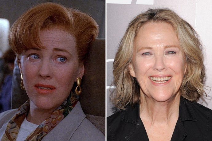 Catherine O'Hara AKA Kate McCallister swapped her rockin' red flicks for a more conservative look. She's been working in television steadily since.