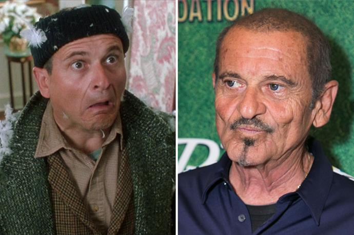 "Since his golden days in Home Alone, Joe Pesci briefly ""retired"" from acting in 1999, but came but six years later."