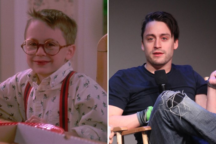 I bet you didn't know this little guy, Fuller McCallister of Pepsi addiction, was actually Macaulay's little brother, Kieran Culkin. The actor played a starring role in 'Scott Pilgrim vs The World'.