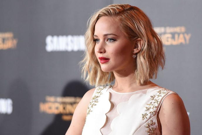 "Jennifer Lawrence Got ""Really Drunk"" Before Her Sex Scene With Chris Pratt"