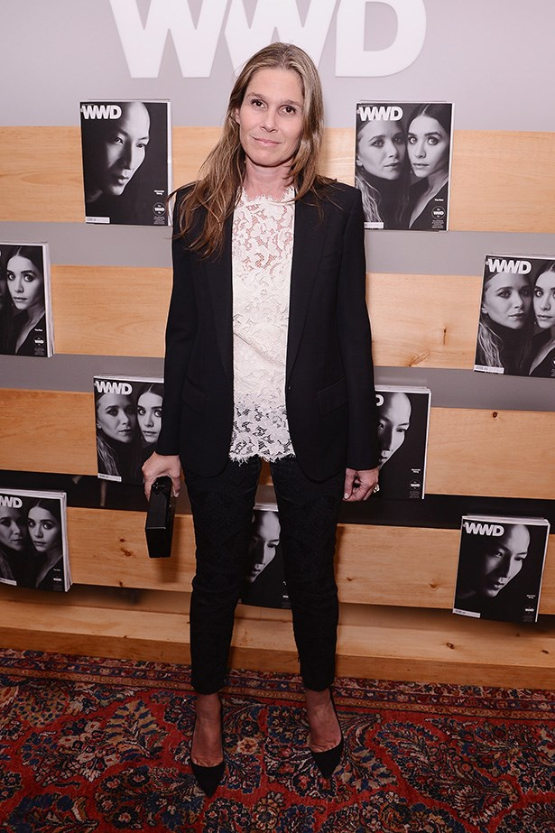 Aerin Lauder, granddaughter of Estee Lauder, is a beauty and lifestyle mogul in her own right. Um and also SUPER chic.