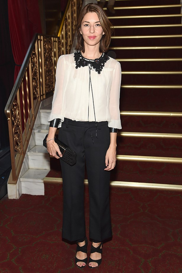 Who hasn't wanted to look as feminine and pixie-like as film maker Sofia Coppola?