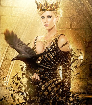Emily Blunt And Charlize Theron Are Killer Queens In The Huntsman