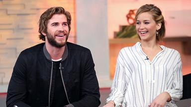 Watch Jennifer Lawrence Nail The Australian Accent During A Liam Hemsworth Impression