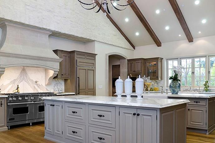 A kitchen that would make Nigella proud.