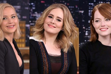 Adele, JLaw and Emma Stone Have Just Created The Ultimate Girl Squad