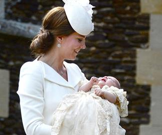Kate Middleton Gifts The World With Two Cute Snaps Of Princess Charlotte