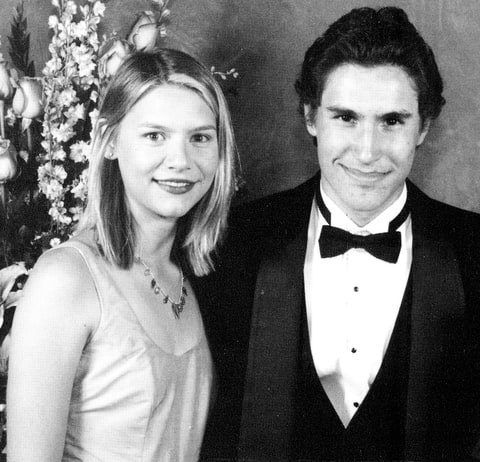 Claire Danes Image Seth Poppel/Yearbook Library
