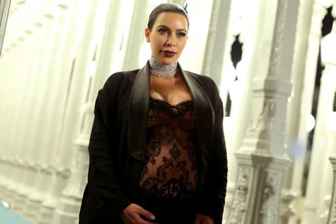 Kim Kardashian Brilliantly Shut Down A Fat Shamer In One Perfect Tweet