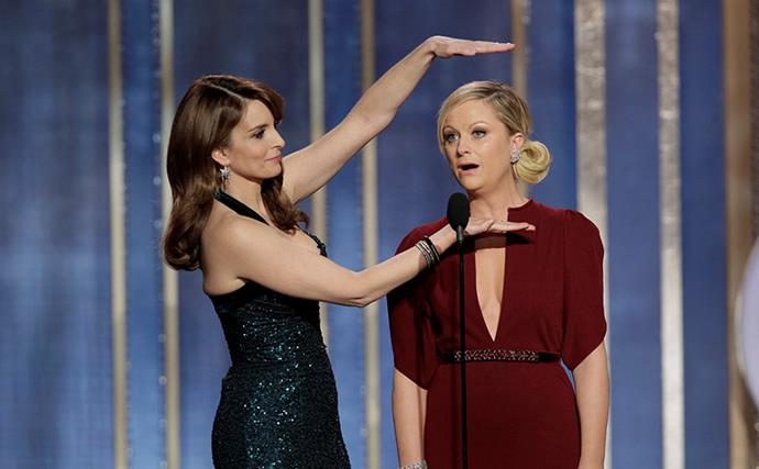 Tina Fey And Amy Poehler Give Each Other The Greatest Compliments