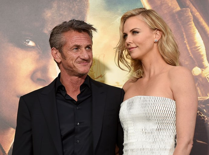 19. Charlize Theron and Sean Penn <br>Scuttlebutt is that she's better off without him, and we're inclined to agree. And she ghosted him, no less. It was a million degrees in LA this summer and we still felt that chill.
