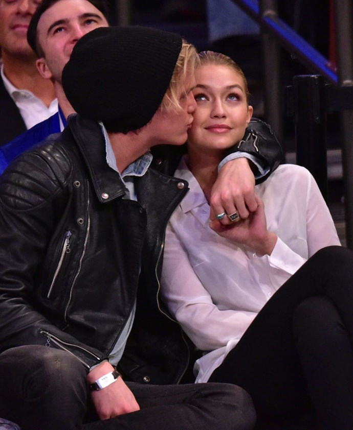 17. Gigi Hadid and Cody Simpson/Joe Jonas <br> Rumour has it that Gigi broke up with both of these guys because she's a hot young model and she thought it would be more fun to be single. That logic seems pretty airtight—but she now seems to have moved on to Zayn Malik.