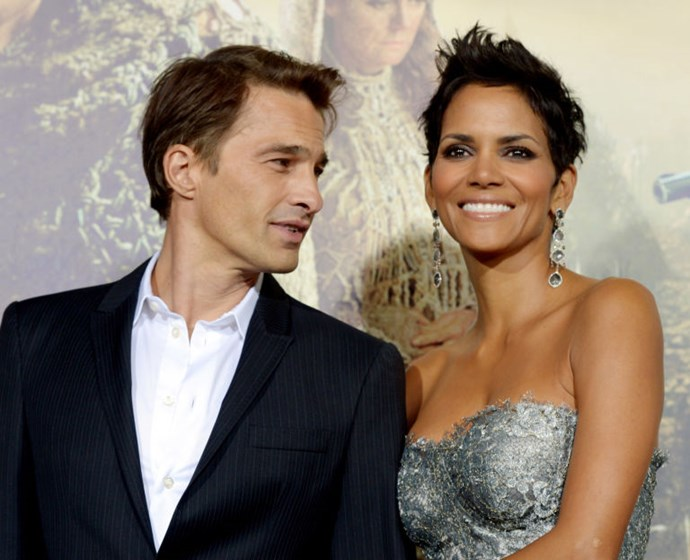 12. Halle Berry and Olivier Martinez<br> We admit we almost never gave these two a passing thought, and ergo were not particularly invested in them as a pair. But we'd like to see Halle Berry happy—she seems to reach for stability and always fall short.