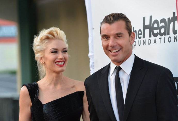 10. Gwen Stefani and Gavin Rossdale<br> These two were married 13 years and together even longer, so you might be surprised they're languishing in the middle here, but it's because we always thought from day one that Gwen could do better. Way better. <br>Their entire relationship was beset by rumors that he was stepping out on her. <br>The only truly devastating thing here for us is the fact that uber-successful, glamorous, talented Gwen Stefani was married to a dude who didn't seem to think any of that was sexy enough for his apparently insatiable loins. Luckily, we learned from the No Doubt days that nobody does a breakup song like Gwen. We can't wait.