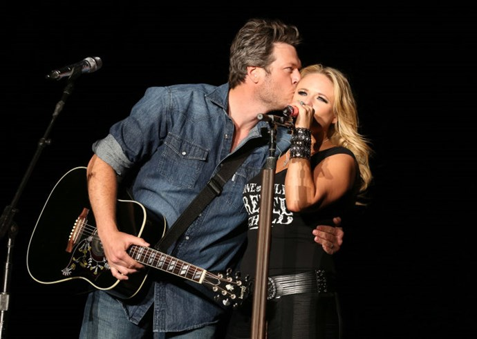 6. Blake Shelton and Miranda Lambert<br>We're getting into the heartbreakers now. It is impossible to hate Blake if you've ever watched him on The Voice, and Miranda—she of the ass-kicking twangy jams and an entire barn full of awards—seemed like the perfect sassy counterpart to his confident, easy charm. <br>They even seemed poised to inherit the title of County's First Couple from Tim McGraw and Faith Hill.<br> Until, sadly, our old friend Cheating Rumors showed up. To the point where we're beginning to wonder: If love isn't dead, is fidelity?