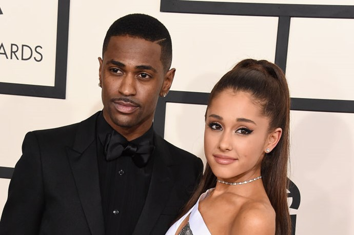 """20. Ariana Grande and Big Sean<br> Allegedly, the final straw for these two was when he, apparently without her approval, released a song about—ugh, it's gross even typing this—her """"billion dollar p*ssy."""" <br>Ariana hasn't had the best year herself (remember that donut-licking fiasco?) but she's correct that this is a complete deal breaker. If you're going to immortalise a lady's genitals through music, at least be sensitive or euphemistic about it.<br> So full marks, Ariana. Ditch that guy and never look back."""