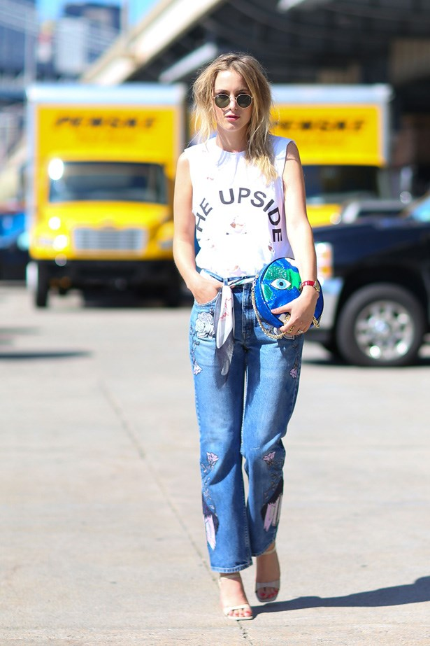 <p>6. The Upside</p> <p>Officially the coolest active wear brand in 2015. Is it just us or does almost every female in Sydney own this top?</p>