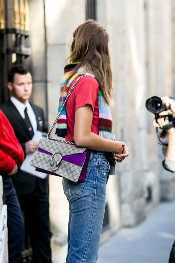 <p>11. Gucci accessories</p> <p>2015 saw the Italian label somewhat re-appropriate their accessory designs. While they still stick true to their Gucci buckles and more, the 2015 collection really made them sky rocket. Ahem, fluffy Gucci loafers anyone?</p>