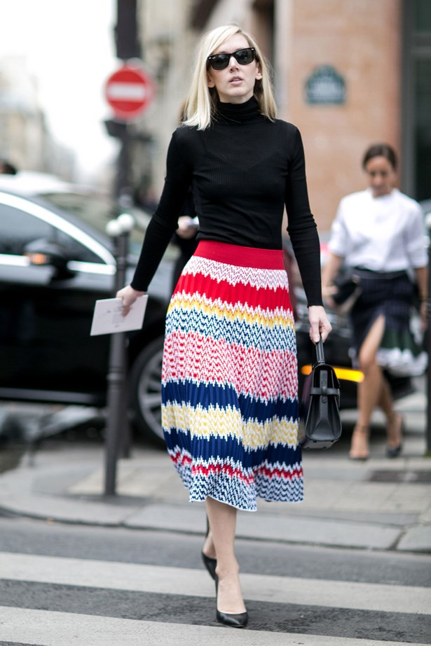 <p>14. Celine knits</p> <p>Of course anything that Phoebe Philo touches turns to gold but there fly-knit inspired knitwear this year was something else.</p>