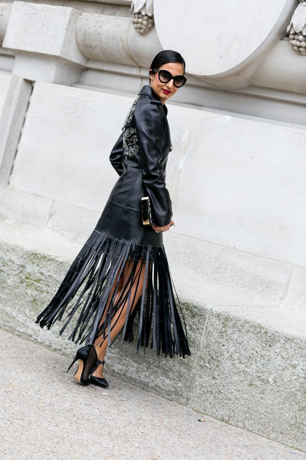 <p>15. Frayed leather</p> <p>While you wouldn't really put the terms 'frayed' and 'leather' together in a sentence, it does really work.</p>