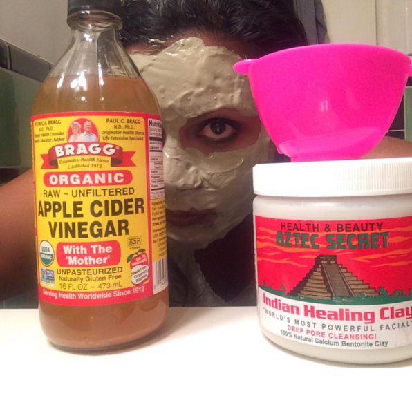 Her beauty regimes includes cheap and slightly offputting treatments.
