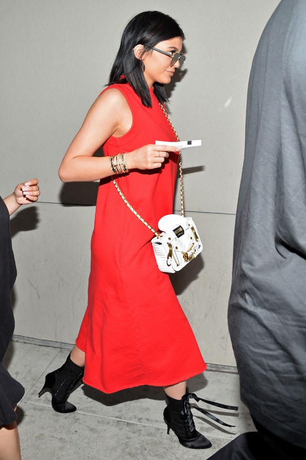 <p><strong>14. 8 June</strong></p> <p>Kylie kept her shorter length for almost an entire month!</p>