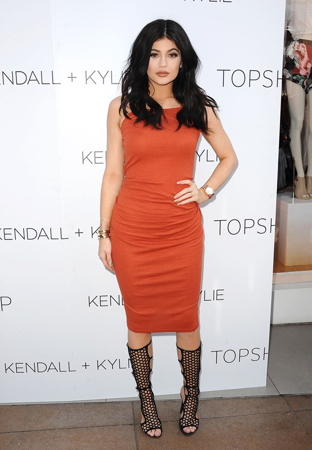 <p><strong>18. 16 June</strong></p> <p>Kylie's wavy lob could be our favorite hair style yet.</p>