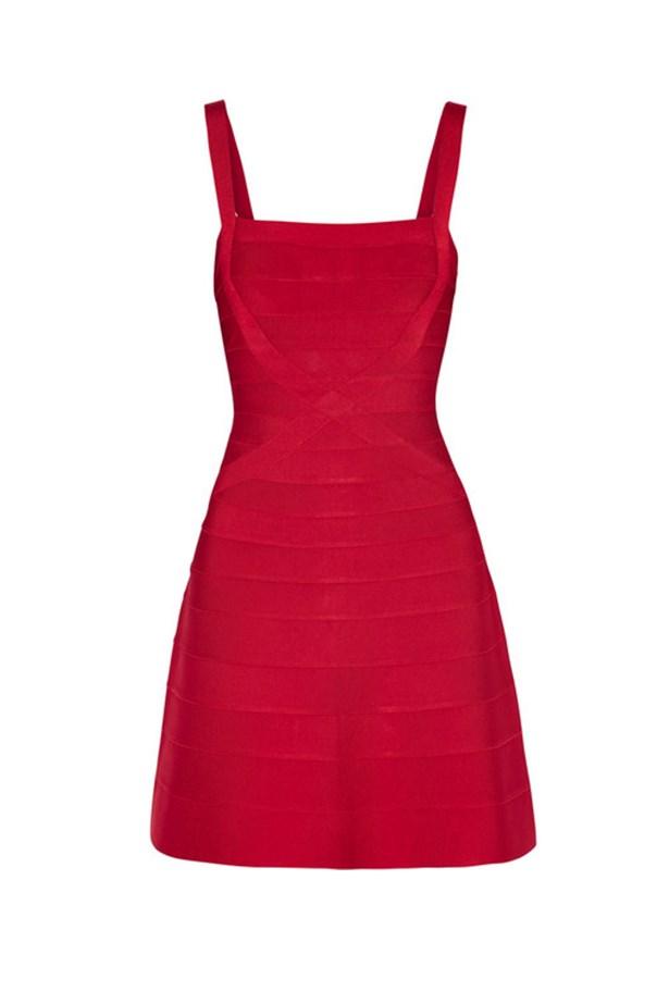 "Herve Leger bandage dress, $1940, <a href=""http://www.net-a-porter.com/au/en/product/628464/herve_leger/bandage-mini-dress"">Net-A-Porter</a>"