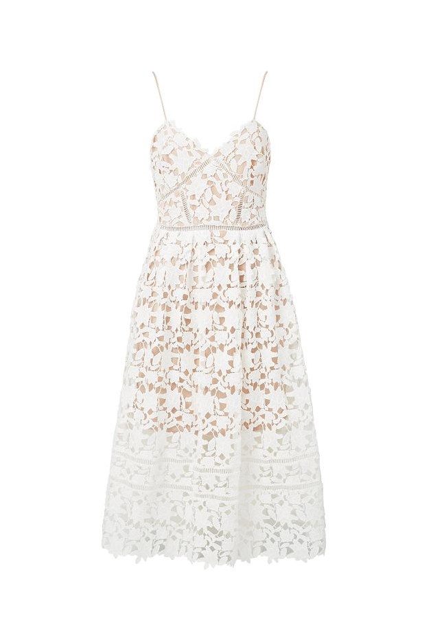 """Seed Heritage lace dress, $229.95, <a href=""""http://www.seedheritage.com/dresses/collection-broderie-sweetheart-dress/w1/i13222049_1001333/ """">Seed Heritage</a>"""