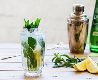 ELLE Tipple: Gin And Elderflower Cocktail Recipe