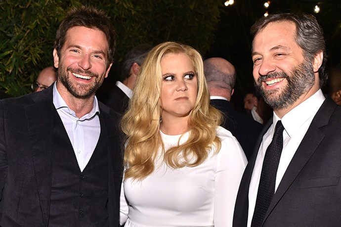 Amy Schumer Is NOT Chill With Judd Apatow Ruining Her Shot With Bradley Cooper
