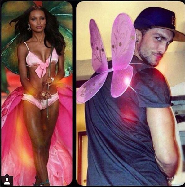 """<strong>Tobia Sorensen, Model, Boyfriend of Jasmine Tookes</strong> <br><br> <a href=""""https://www.instagram.com/thesorensen/"""">@thesorensen</a>"""