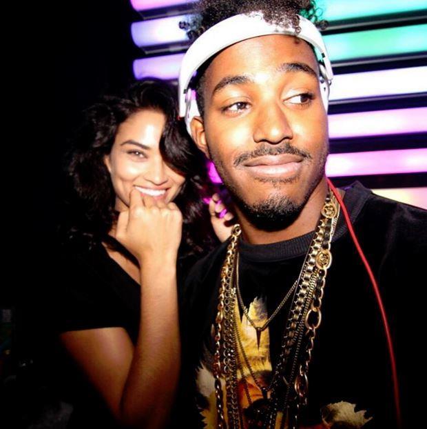 """<strong>DJ Ruckus, Boyfriend of Shanina Shaik</strong> <br><br> <a href=""""https://www.instagram.com/djruckusofficial/"""">@djruckusofficial</a>"""