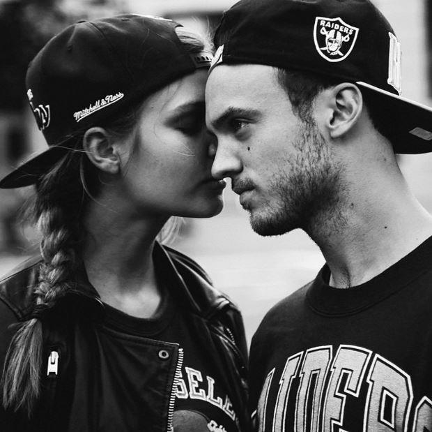 "<strong>Alexander Deleon, Lead Singer of The Cab, Boyfriend of Josephine Skriver</strong> <br><br> <a href=""https://www.instagram.com/bohnes/"">@bohnes</a>"