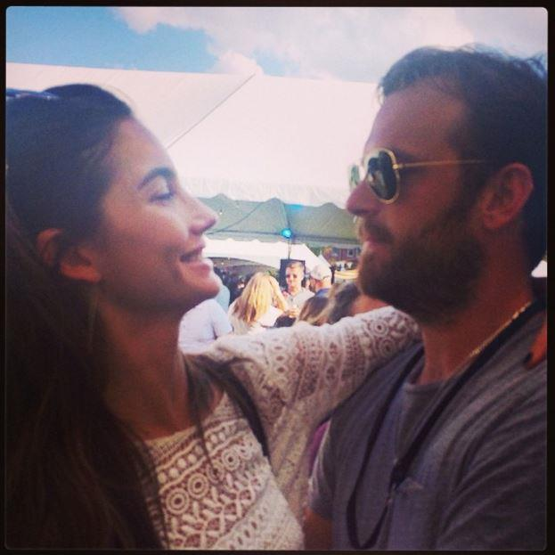 <strong>Caleb Followill, Lead Singer of Kings of Leon, Husband of Lily Aldridge</strong>