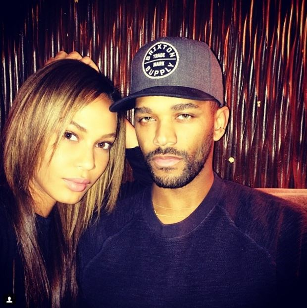 <strong>Bernard Smith, Founder of ModelloungeXMicrosoft, Boyfriend of Joan Smalls</strong>