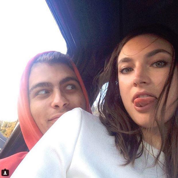 "<strong>Brett Robinson, Model, Boyfriend of Jacquelyn Jablonski</strong> <br><br> <a href=""https://www.instagram.com/yeezus_chri5t/"">@yeezus_chri5t</a>"