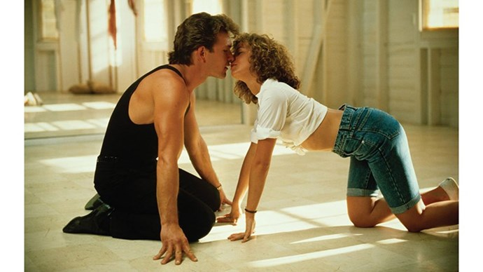 <strong>23. DIRTY DANCING (1987)</strong> <br><br> The music! The dancing! The unbearably '80s outfits! Dirty Dancing will live on in all of our hearts forever.